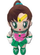 Sailor Moon 8'' Sailor Jupiter Plush Doll Anime Manga MINT