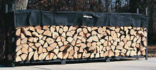 The Woodhaven 12ft 3/4 Cord Firewood Rack. FREE SHIPPING!