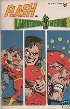 FLASH & LANTERNA VERDE   cenisio   N.26  -  1980