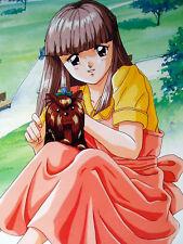 Tokimeki Memorial Scene 4 Vintage Anime Poster Japan