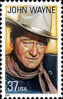 US #3876 John Wayne The Duke Legend of Hollywood Mint Never Hinged Single Stamp