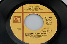 Stanley Turrentine: I Told Jesus / part 2 [Unplayed Copy]