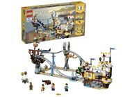 LEGO 31084 Pirate Roller Coaster 3 in 1 Creator RETIRED ***NEW Sealed Box***