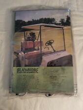 New Play More Golf Cart Windshield Free Shipping