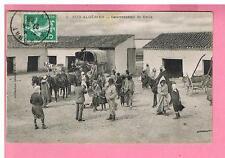 CPA  -  ALGERIE  -  SUD ALGERIEN  -  CARAVANSERAIL  DE SMILA