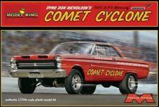 Moebius 1/25 1965 Mercury Comet Cyclone Drag Dyno Don Nicholsons A/Fx Moe1238