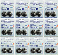 24 Pack PetSafe ® Compatible RFA-67 & RFA-67D-11 Replacement Battery 12x2 Packs