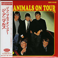 ANIMALS-THE ANIMALS ON TOUR-JAPAN MINI LP CD BONUS TRACK C94