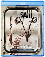 SAW IV     new blu ray disc