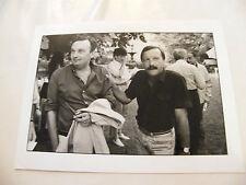 Photographie Jean Pierre Vincent & Jacquet Lassalle 1983 par Enguerand