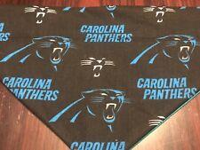 Carolina Panthers NFL Over The Collar Dog Bandana