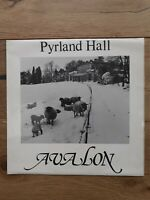 PYRLAND HALL - Avalon - UK LP DEROY DER1429