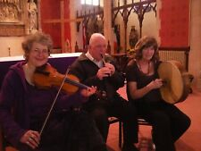 Trad Irish/Sacred 'Music on a Sunday' Double Album; Organ Whistle Vocals Fiddle