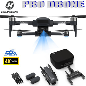 Holy Stone HS600 FPV GPS Drone with 4K EIS Camera 3KM WIFI Live RC Quadcopter