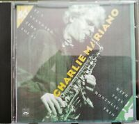 CHARLIE MARIANO. Tete Montoliu Trio. It's Standard Time, Vol. 2. Barcelona 1989!