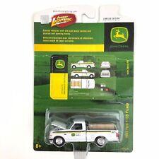 Johnny Lightning John Deere 1993 93 Ford F-150 Pickup Truck Die Cast 1/64 Scale