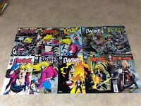 BARB WIRE #1,2,3,4,5,6,7,8,9, MOVIE SPECIAL LOT OF 10 COMIC NM 94-96 DARK HORSE