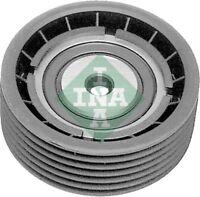 INA V-Ribbed Belt Deflection Guide Pulley 532 0146 10 532014610 - 5 YR WARRANTY