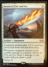 Sword of Fire and Ice. Mythic Rare Artifact Equipment. Double Masters. MTG