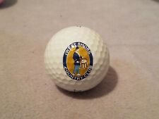 West Shore Country Club, Decorated Golf Ball, Titleist
