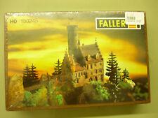 HO Faller kit #130245 Castle.