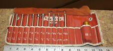 Xcelite 99 Junior roll up tool kit