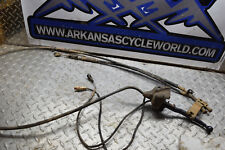 U2-1 REAR BRAKE PERCH CABLES LEVER 03 SUZUKI EIGER LTA 400 2003 4x4 FREE SHIP