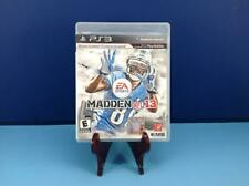 Madden NFL 13 Complete Tested Sony Playstation PS3