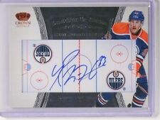 12-13 Crown Royale Skratching The Surface Ryan Nugent-Hopkins autograph *48782
