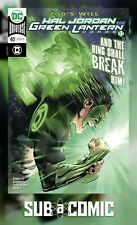 HAL JORDAN AND THE GREEN LANTERN CORPS #40 (DC 2018 1st Print) COMIC
