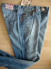 TRUE RELIGION Jeans BOBBY BIG T BOOTCUT Damen Jeanshose Gr.28 NEU mit ETIKETT