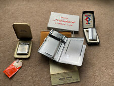 More details for 3 vintage lighters, one unused
