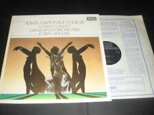 DECCA SXL 6703 1st N/B Stereo: RAVEL Daphnis et Chloe: MAAZEL
