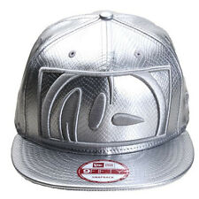 NEW Authentic YUMS New Era Ballistic POP Silver Snapback 499S