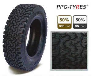 235/65 R17 ALL TERRAIN A/T All season 4x4 TYRES 235 65 17 TYPE: BF GOODRICH T/A