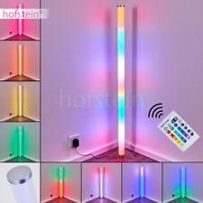 LED Farbwechsler Boden Steh Stand Lampen Fernbedienung Wohn Schlaf Raum Leuchten