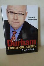 GEOFFREY DURHAM: PROFESSIONAL SECRETS - a life in magic