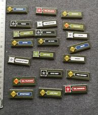 SKILL TOKENS LOT   /WEIRD WW2/REICHBUSTERS  G143