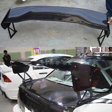 For Subaru Impreza WRX 7-9 Carbon Fiber Voltex Rear Spoiler GT Wing with Base