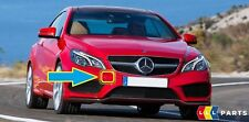 NEW GENUINE MERCEDES MB E COUPE W207 AMG FRONT BUMPER TOW HOOK EYE COVER PRIMED