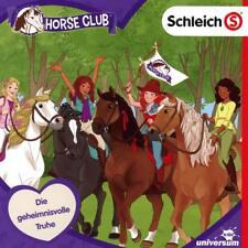 CD * SCHLEICH - HORSE CLUB - CD 1 - GEHEIMNISVOLLE TRUHE - HÖRSPIEL # NEU OVP §
