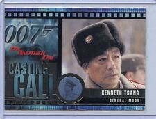 JAMES BOND CASTING CALL KENNETH TSANG AS GENERAL MOON IN DIE ANOTHER DAY C10
