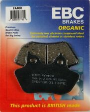 EBC Brakes FA400 Front and Rear Brakes (Sold Separately)
