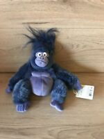 Disney Terk Tarzan Plush BNWT Blue Monkey With Tags