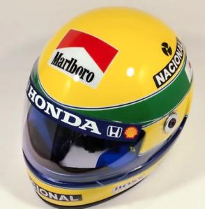 Ayrton senna helmet year 1992 F1 - GP JAPAN replica full size Never used Ayrton