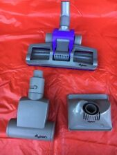 Dyson Vacuum Cleaner Accessories Attachments Lot of 3 Purple Gray