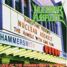 Nuclear Assault - Live at Hammersmith CD NEU