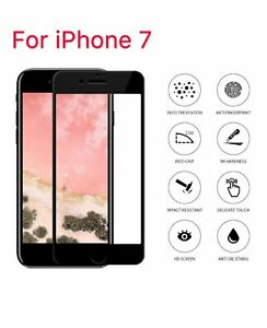 Lot Full Coverage Tempered Glass Screen Protector For iPhone 6 7 8 X Xs XR Max