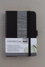 Sigel Notizbuch liniert CO517 CONCEPTUM® Purist Waves Hardcover ca. A6 OVP