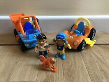Dora The Explorer Go Diego Go To The Rescue Dune Buggy Rescue Lift Truck